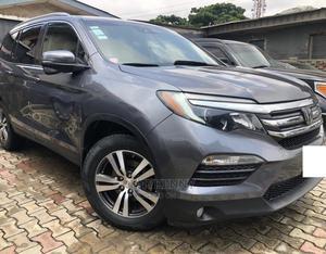 Honda Pilot 2017 Gray | Cars for sale in Lagos State, Ikeja