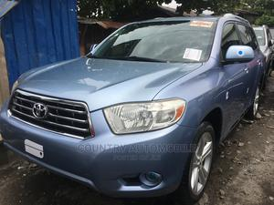 Toyota Highlander 2009 Limited Blue   Cars for sale in Lagos State, Apapa