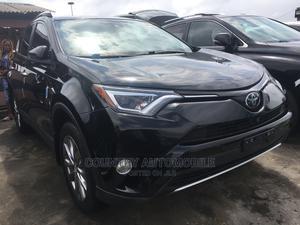 Toyota RAV4 2016 Black   Cars for sale in Lagos State, Apapa