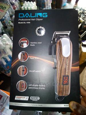 Daling Professional Hair Clipper | Tools & Accessories for sale in Lagos State, Ikeja