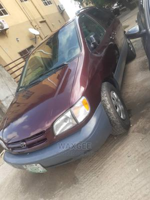 Toyota Sienna 1999 Brown | Cars for sale in Lagos State, Surulere