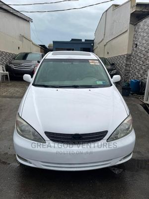 Toyota Camry 2004 White | Cars for sale in Lagos State, Surulere