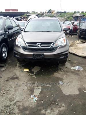Honda CR-V 2012 Gray | Cars for sale in Lagos State, Apapa