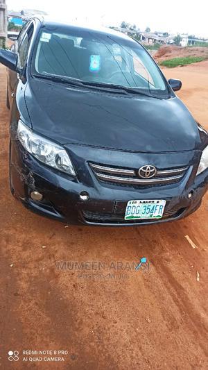 Toyota Corolla 2010 Black | Cars for sale in Ogun State, Ifo