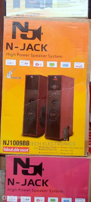 N-Jack Home Theater Sound System | Audio & Music Equipment for sale in Lagos State, Ojo