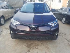 Toyota RAV4 2018 Purple | Cars for sale in Lagos State, Ikeja