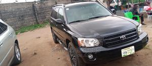 Toyota Highlander 2006 Limited V6 4x4 Black | Cars for sale in Imo State, Owerri