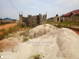 30 by 120 Ft of Land and 3 Bedroom Uncompleted Building | Land & Plots For Sale for sale in Ikorodu, Igbogbo