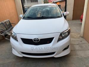 Toyota Corolla 2010 White | Cars for sale in Lagos State, Oshodi
