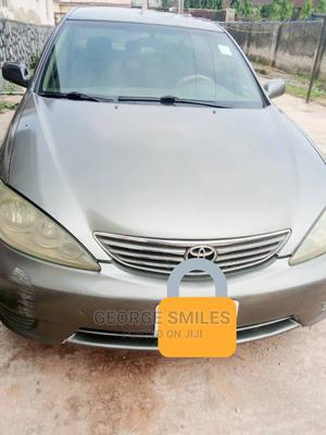Toyota Camry 2005 Gray | Cars for sale in Abuja (FCT) State, Kurudu