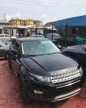 Land Rover Range Rover Evoque 2012 Prestige Black | Cars for sale in Lagos State, Ajah