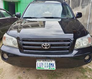 Toyota Highlander 2007 Limited V6 Black | Cars for sale in Oyo State, Ibadan