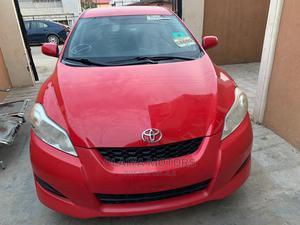 Toyota Matrix 2010 Red | Cars for sale in Lagos State, Oshodi
