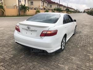 Toyota Camry 2007 White   Cars for sale in Lagos State, Lekki