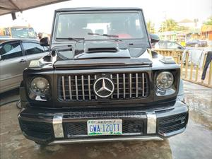 Mercedes-Benz G-Class 2005 Base G 500 AWD Black | Cars for sale in Lagos State, Lekki