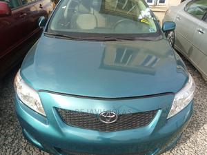 Toyota Corolla 2009 1.6 Advanced Green | Cars for sale in Oyo State, Ibadan