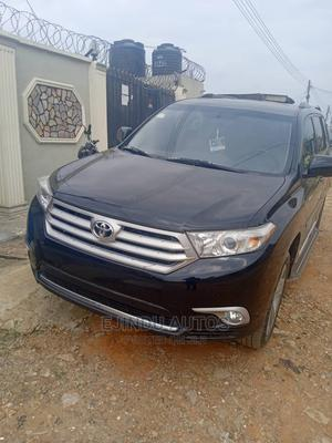 Toyota Highlander 2013 Black | Cars for sale in Lagos State, Ipaja