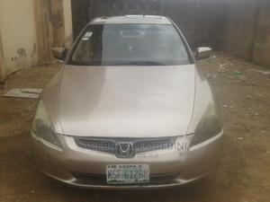 Honda Accord 2005 Automatic Gold | Cars for sale in Lagos State, Yaba