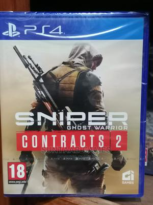 Sniper:Ghost Warrior-Contracts2-Playstation4 | Video Games for sale in Lagos State, Lagos Island (Eko)