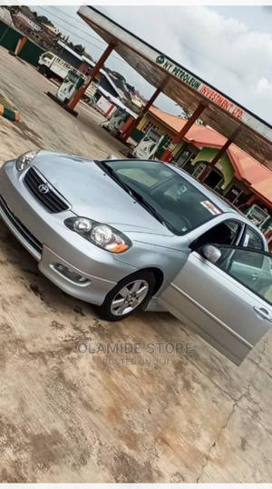 Toyota Corolla 2005 S Silver   Cars for sale in Oyo State, Oluyole