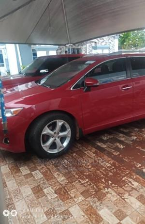 Toyota Venza 2012 Red | Cars for sale in Delta State, Oshimili South