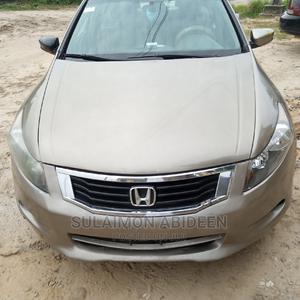 Honda Accord 2009 2.0 I-Vtec Gold | Cars for sale in Lagos State, Lekki