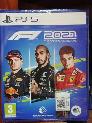 F1 2021 (Ps5) | Video Games for sale in Lagos State, Lagos Island (Eko)