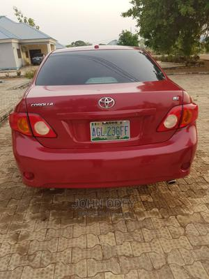 Toyota Corolla 2009 Red | Cars for sale in Abuja (FCT) State, Kuje