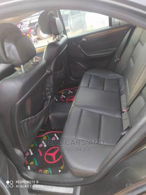 Mercedes-Benz C230 2007 Black | Cars for sale in Abuja (FCT) State, Asokoro