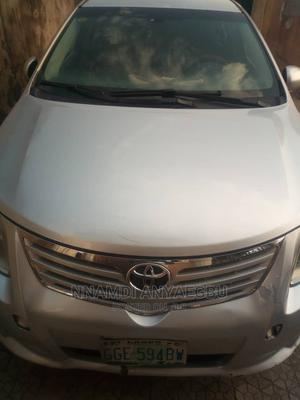 Toyota Avensis 2010 2.0 Advanced Automatic Silver | Cars for sale in Lagos State, Ojo