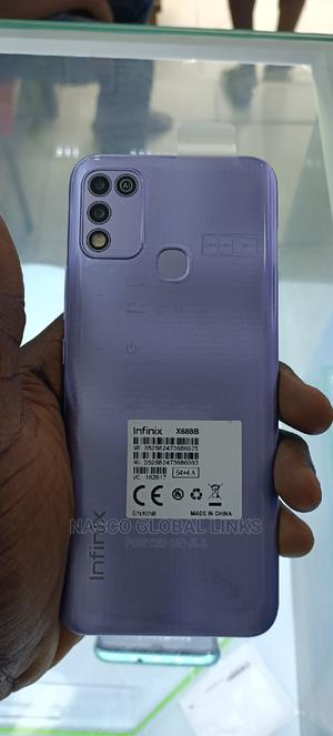 New Infinix Hot 10T 64 GB Purple | Mobile Phones for sale in Abuja (FCT) State, Gwarinpa
