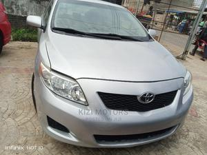 Toyota Corolla 2010 Silver | Cars for sale in Lagos State, Isolo