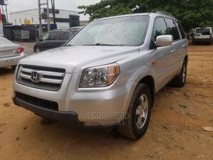 Honda Pilot 2007 Silver | Cars for sale in Lagos State, Magodo