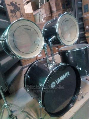 Yamaha Drum Set 5 Piece | Musical Instruments & Gear for sale in Lagos State, Ojo