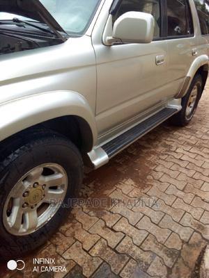 Toyota 4-Runner 2000 Silver | Cars for sale in Ogun State, Ewekoro