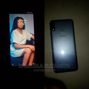 Infinix Hot 8 Lite 32 GB Gray   Mobile Phones for sale in Ogun State, Ado-Odo/Ota