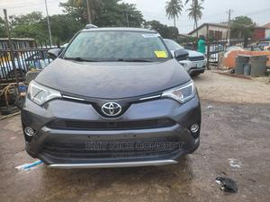 Toyota RAV4 2017 XLE AWD (2.5L 4cyl 6A) Blue   Cars for sale in Lagos State, Amuwo-Odofin