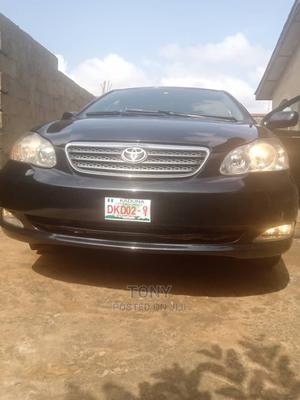 Toyota Corolla 2005 Black | Cars for sale in Kaduna State, Chikun