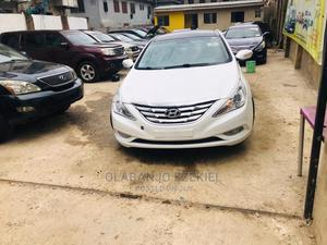 Hyundai Sonata 2012 White | Cars for sale in Lagos State, Ogba