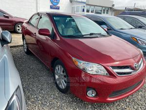 Toyota Corolla 2012 Red | Cars for sale in Lagos State, Gbagada