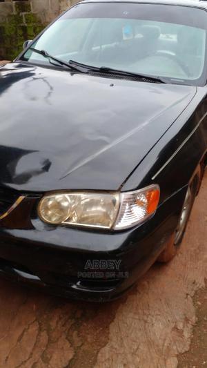 Toyota Corolla 2001 Sedan Black | Cars for sale in Osun State, Ilesa