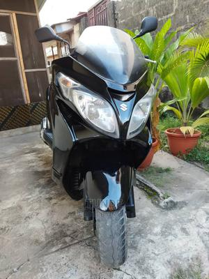Suzuki Burgman 2012 Black   Motorcycles & Scooters for sale in Lagos State, Surulere
