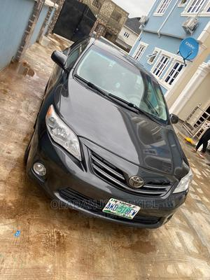 Toyota Corolla 2013 Gray | Cars for sale in Lagos State, Agege