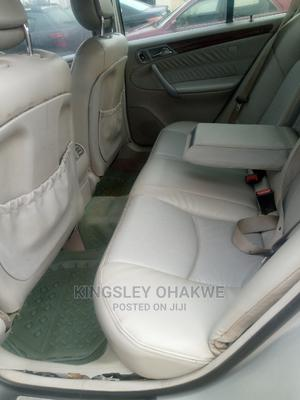 Mercedes-Benz C240 2003 Silver | Cars for sale in Abuja (FCT) State, Karu