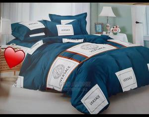 Designer Duvet,Bedsheet and 4 Pillowcases | Home Accessories for sale in Lagos State, Ikeja