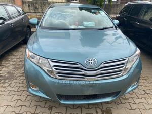 Toyota Venza 2010 V6 Blue | Cars for sale in Lagos State, Ilupeju