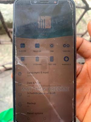 Tecno Camon 11 Pro 64 GB Blue   Mobile Phones for sale in Delta State, Warri