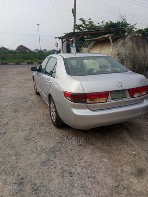 Honda Accord 2002 Gray | Cars for sale in Edo State, Benin City