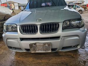 BMW X3 2006 3.0i Silver | Cars for sale in Lagos State, Ojo