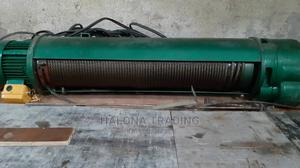 3 Ton 30m Lifting (Stationary) Wire Hoist | Other Repair & Construction Items for sale in Lagos State, Apapa